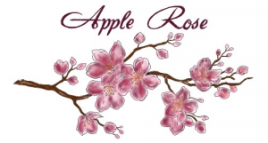 Logo de Apple Rose