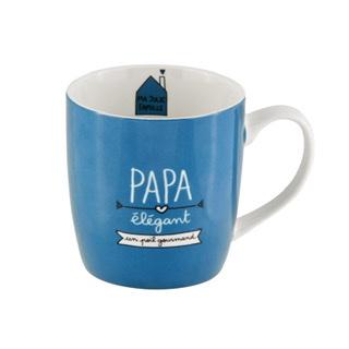 Mug Papa élégant