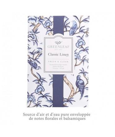 Sachet parfumé GM Linen.