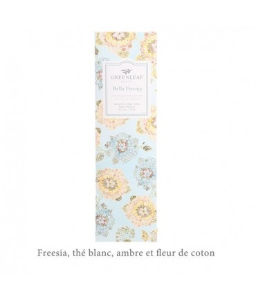 Sachet Parfumé SLIM Bella Freesia
