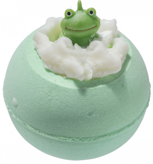 Boule de bain It's Not Easy Being Green