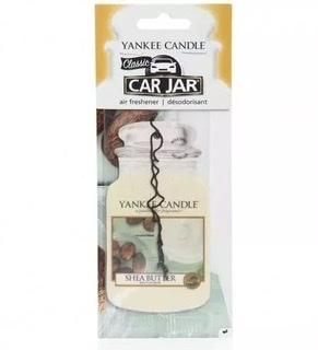 Car Jar Shea Butter