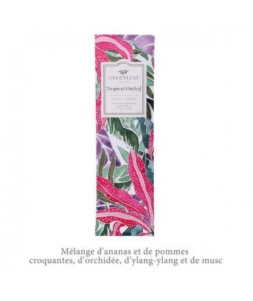 Sachet Parfumé SLIM Tropical Orchid