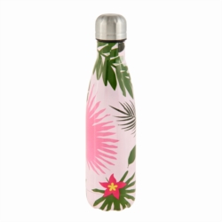 Bouteille isotherme chaud ou froid Fresh leaves 485ml