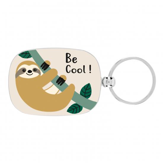Porte-clés Be Cool