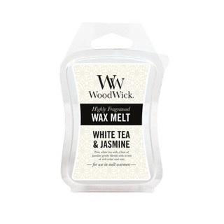 Plaque de cire pour brûleur. Senteur White tea & Jasmine